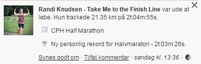 CPH Half Marathon 2015
