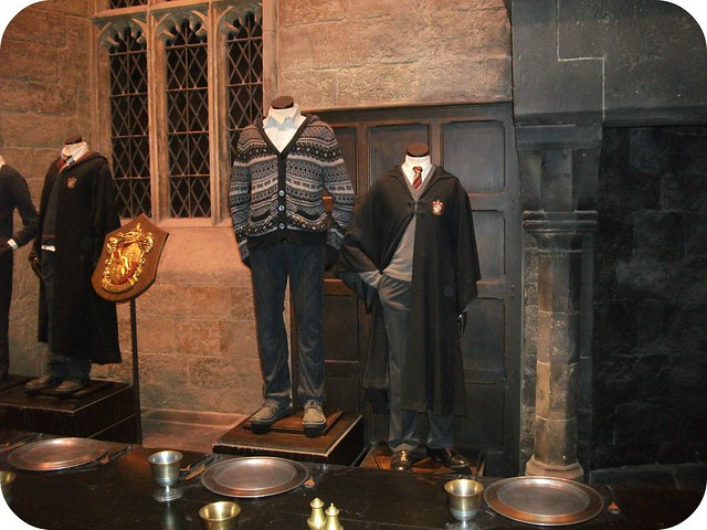 Neville's Cardigan Warner Bros Studio Tour London