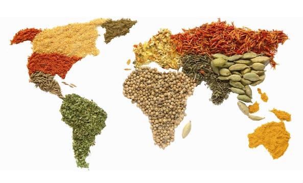 Resultado de imagem para alimentação no mundo