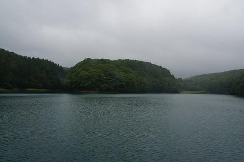 笹流ダム(北海道)