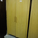 Tall oak 2 door wardrobe