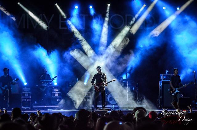 Jimmy Eat World - Summer Ends Music Festival 09-25-15
