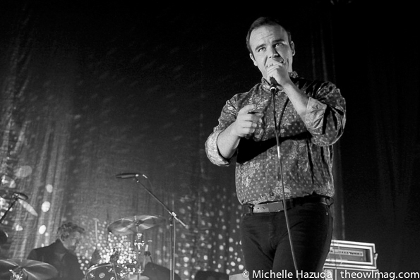 Future Islands @ Fox Theatre, Pomona 09-24-2015 02