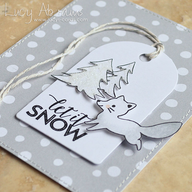 Let It Snow 2 by Lucy Abrams