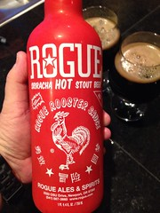 Beersperiment: Rogue Sriracha hot stout (Newport, OR) @Whisky_Yak: 3* me: 3*