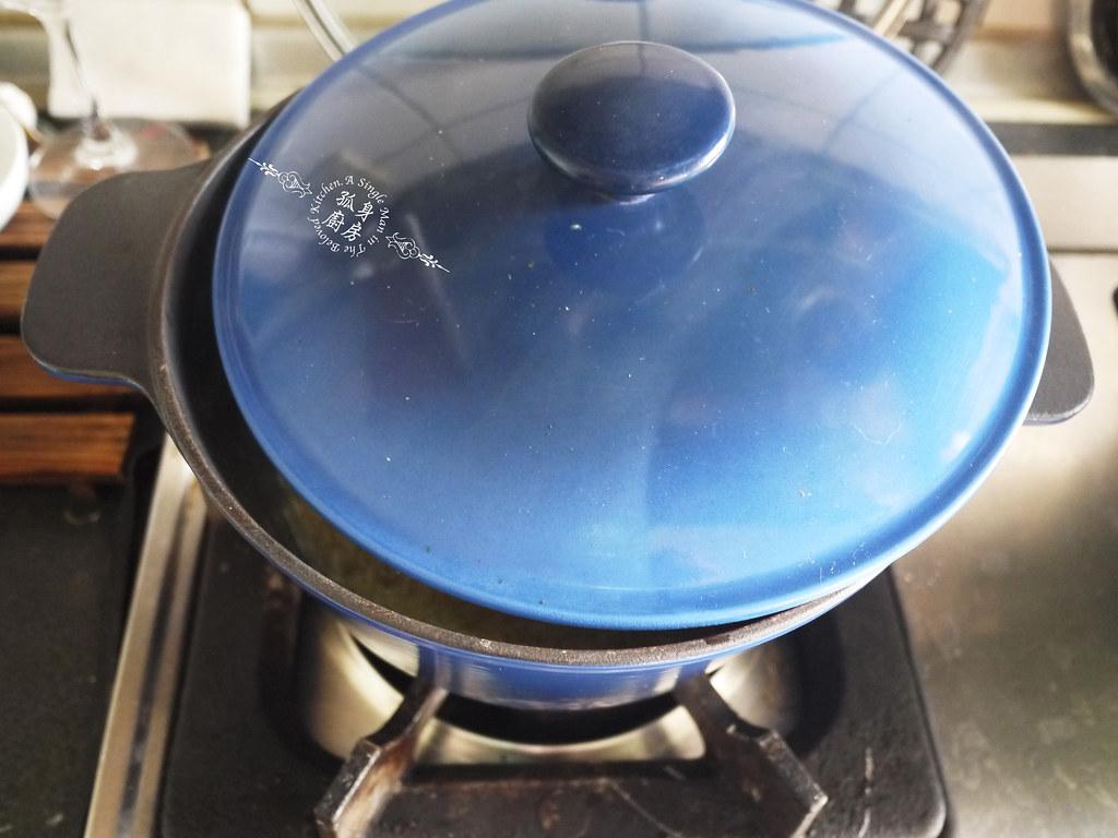 孤身廚房-蕃茄橄欖燴雞肉佐番紅花香米31