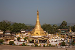 Mudon - Kan Gyi Pagoda