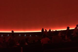 Neighborhood Days - California Academy of Sciences Planetarium inside