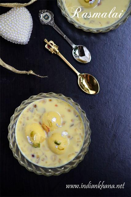 Rasmalai-Recipe