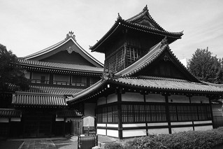 Honganji Temple (West or Ryukoku) on OCT 30, 2015 (4)