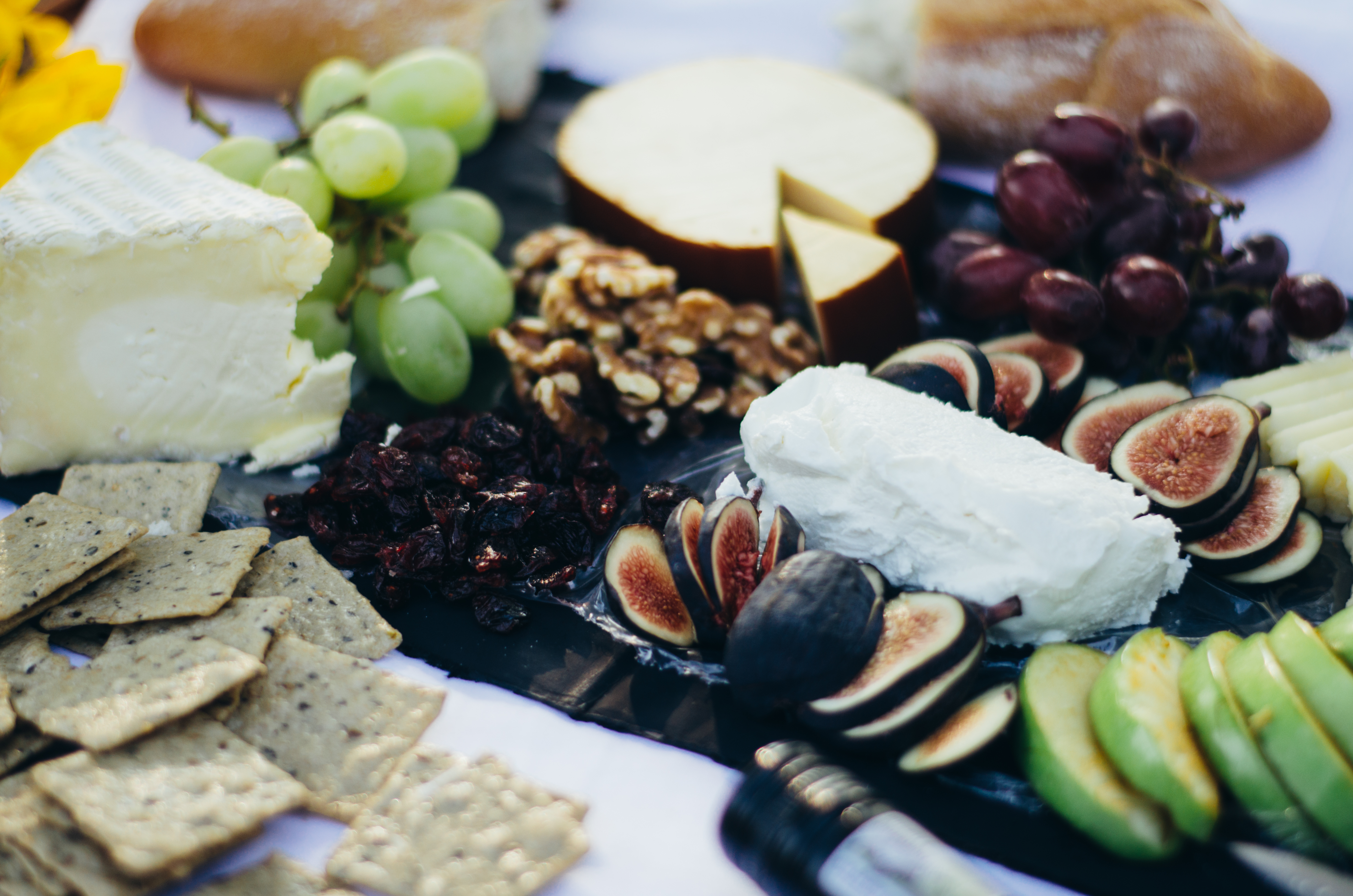 The perfect Fall Cheese Board on juliettelaura.blogspot.com