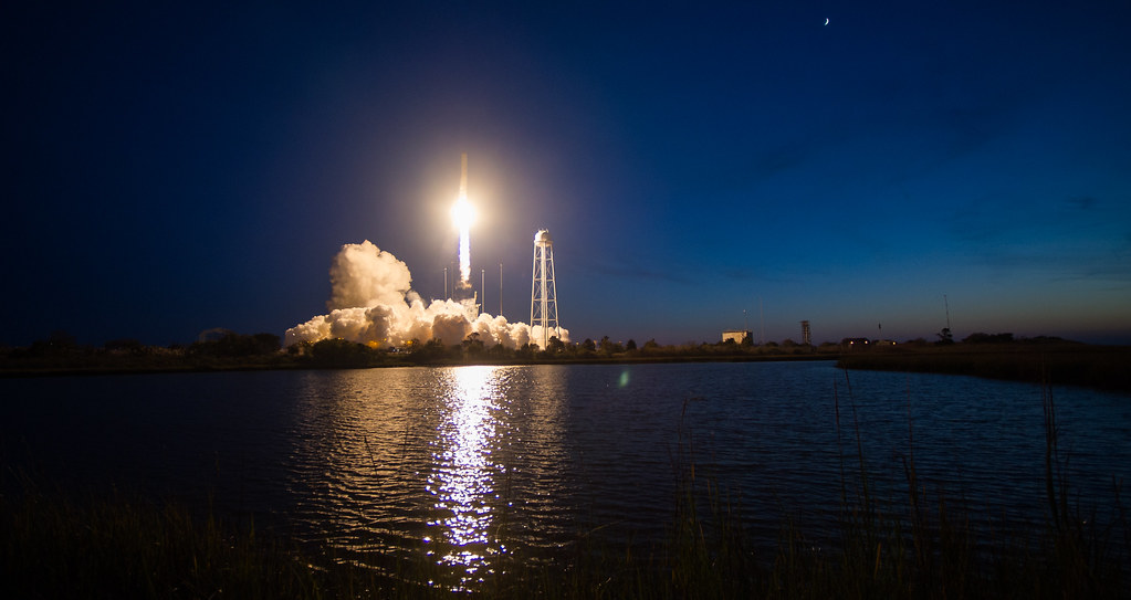 Orbital ATK Antares Launch (201410280019HQ)