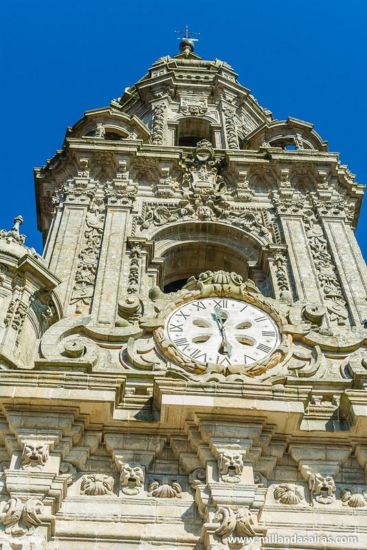 Torre del Reloj, de la Trinidad o la Berenguela
