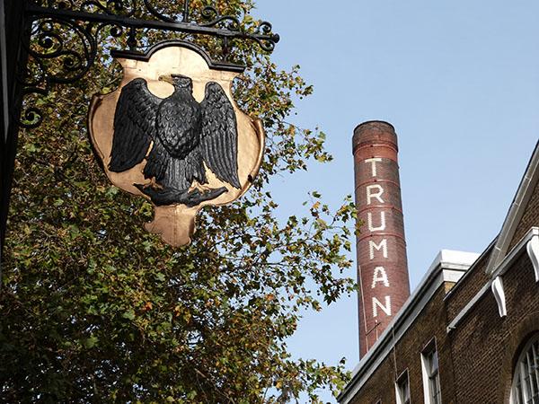truman and eagle