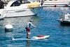 just paddling through