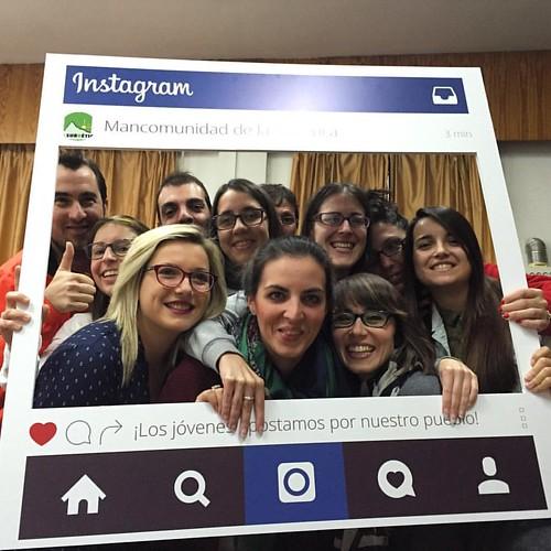 Emocionados y entusiasmados con el grupo de jóvenes de Fuente-Tójar en Mancomunidad Subbética. ¡Qué grupazo! Seguimos trabajando por la fijación de población rural.