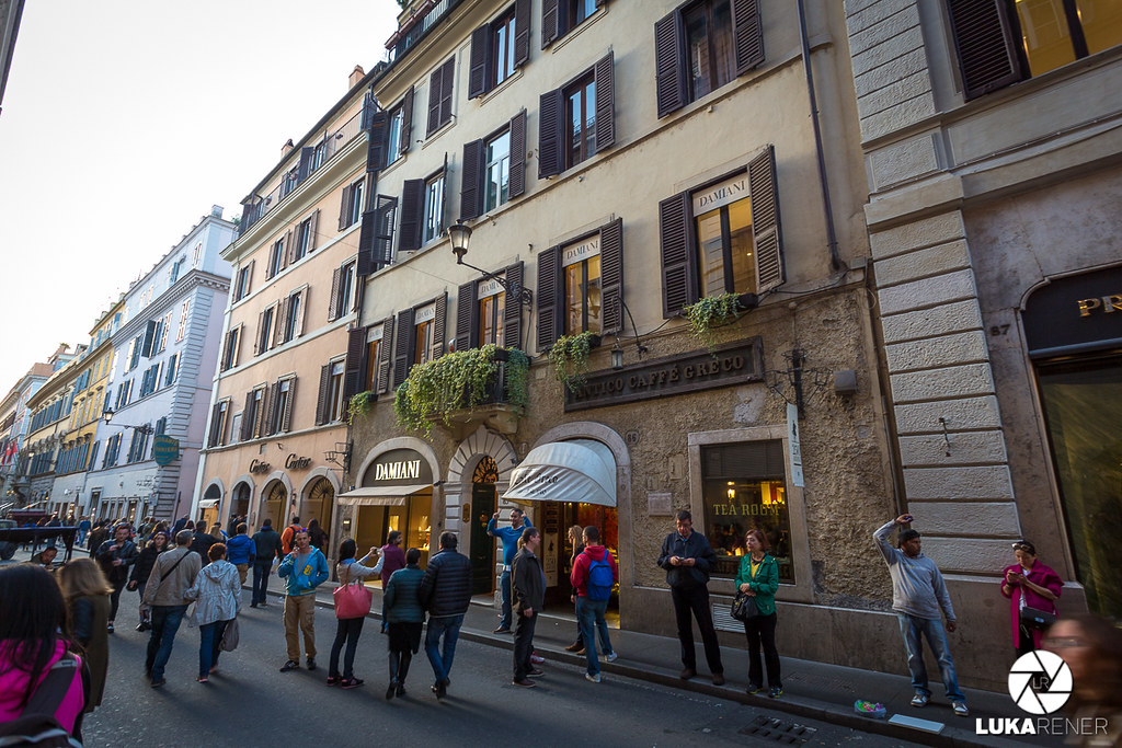 Potovanje: Rim, Pompeji, Neapelj