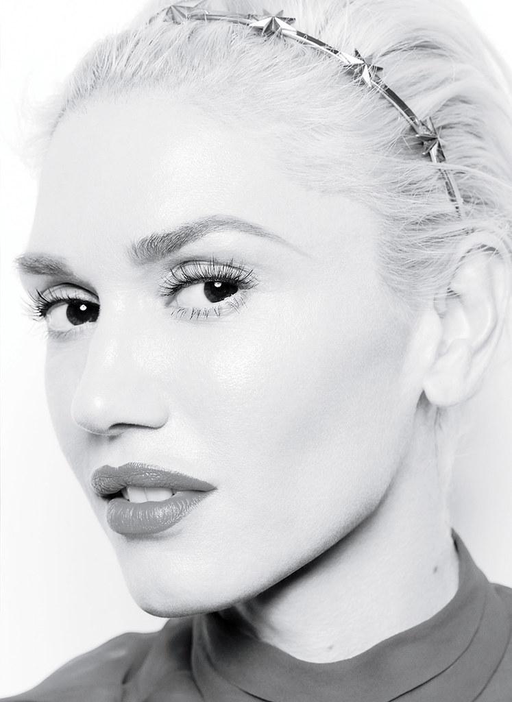 Гвен Стефани — Фотосессия для «InStyle» 2015 – 2