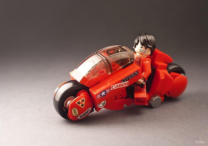 Akira – Kaneda's Bike