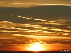 The sun rises on the Pilat, at the top of Mont Monnet / Le soleil se lève sur le Pilat, en haut du Mont Monnet #sun #sunrise #sunshine #red #sky #skylovers #skyporn #instasky #clouds #cloudporn #beautiful #digitalnomads #pilat #pilatmonparc #loiretourisme