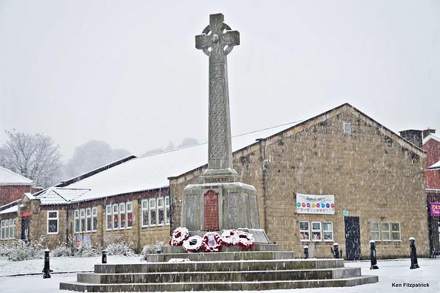 War Memorial, Dunston Hill