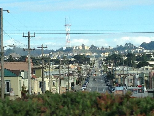 Mt Sutro  & Sutro Tower