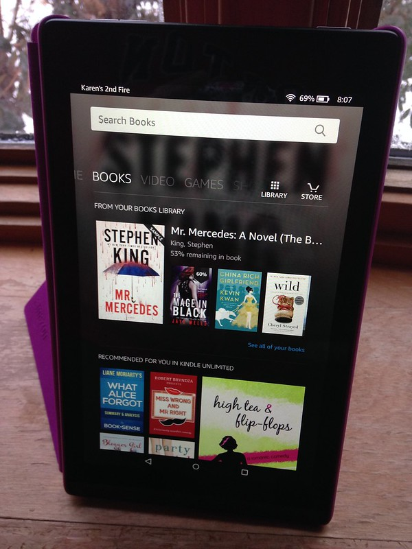 New Kindle