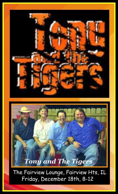 Tony and The Tigers 12-18-15