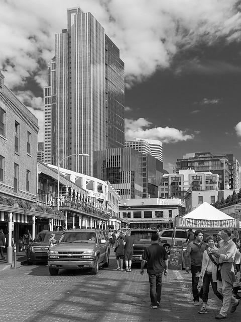Pike Market Street