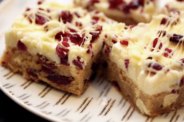Faux Cranberry Bliss Bars - 33