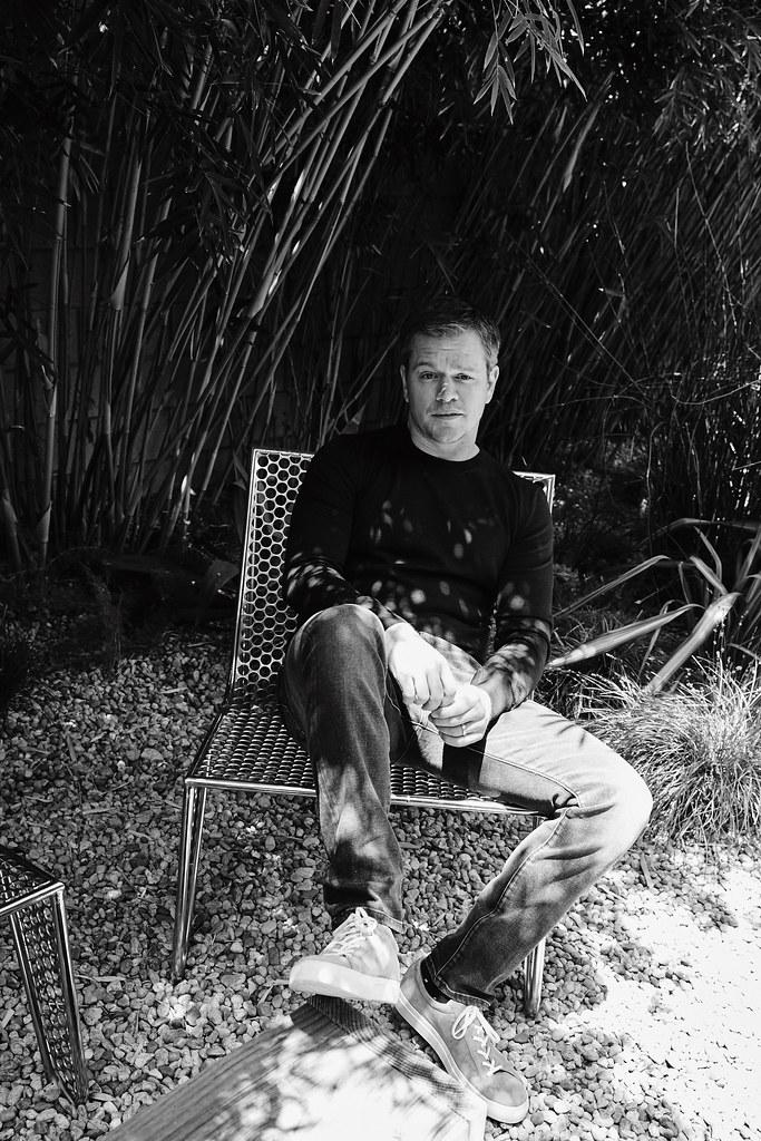 Мэтт Деймон — Фотосессия для «Esquire» UK 2016 – 2