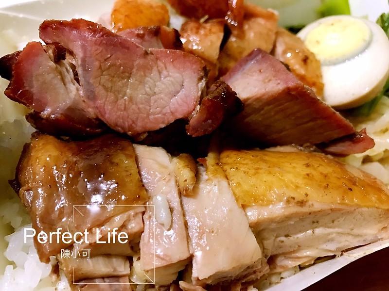 張記鴨莊【新北市三重好吃便當】張記鴨莊,烤鴨皮脆多汁超好吃
