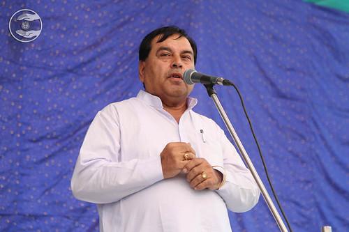 Satish Kalra from Hansi, expresses his views