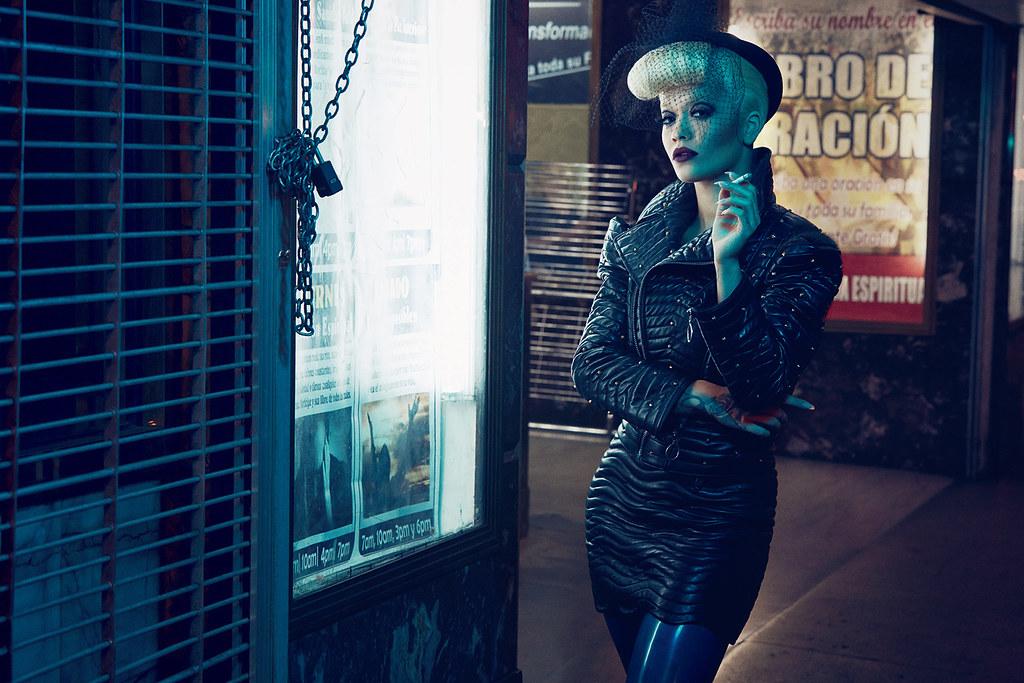Рита Ора — Фотосессия для «Vogue» IT 2016 – 3