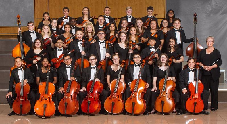 LFC Camerata Orchestra 2016-17